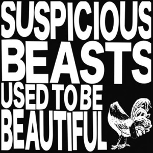 SUSPICIOUS BEASTS - Used to be beautiful LP