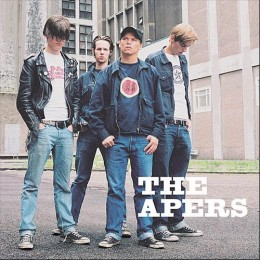 APERS, THE - s/t LP (reissue)