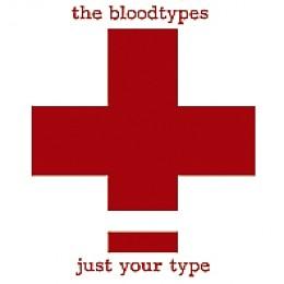 BLOODTYPES - Just Your Type LP + Bonus-CD