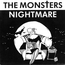 MONSTERS, THE - Nightmare 7""