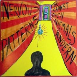 "NERVOUS PATTERNS / RIVER CITY TANLINES 7"""