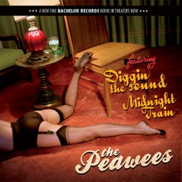 """PEAWEES, THE - Diggin' the Sound 7"""""""