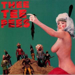 """TEE PEES, THEE - Bitchin' Titties +3 7"""""""