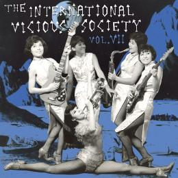 V/A THE INTERNATIONAL VICIOUS SOCIETY Vol.7 LP