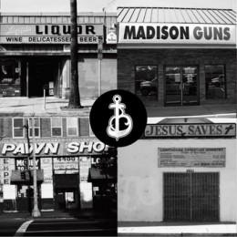 BALLANTYNES, THE - Liquor Store Gun Store Pawn Shop Church LP