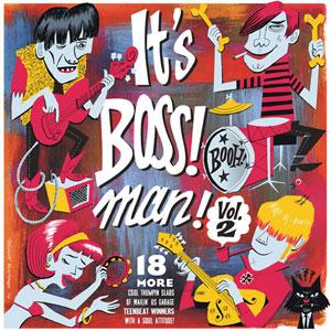 V/A - It's Boss Man Vol.2 LP
