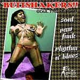 V/A - BUTTSHAKERS SOUL PARTY Vol.9 LP