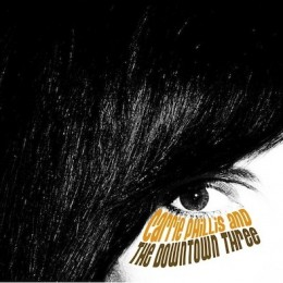 """CARRIE PHILLIS AND THE DOWNTOWN THREE - Let's Go 7"""""""