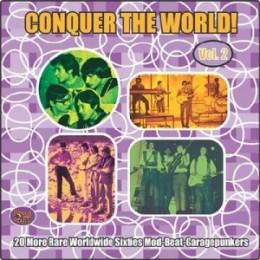 V/A - CONQUER THE WORLD Vol. 2 LP