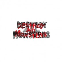 DESTROY ALL MONSTERS - Hot Box 1974-1995 3xLP