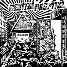 GENITAL HOSPITAL - Street Mummy LP