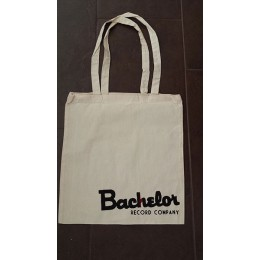 Bachelor Records Tote Bag