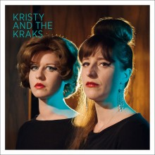 KRISTY AND THE KRAKS  - s/t 7""
