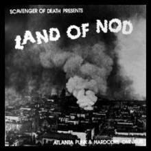 V/A - LAND OF NOD - Atlanta Punk & Hardcore LP