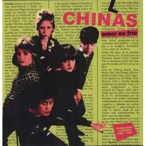 LAS CHINAS - Amor En Frio LP