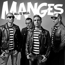 MANGES, THE - All Is Well LP