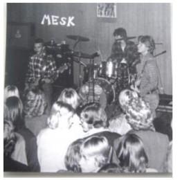 """MESK - Jag är ett problem 7"""""""