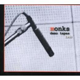 MONKS - Demo Tapes CD