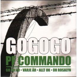 """PF COMMANDO - Go Go Go 7"""""""