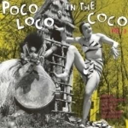 V/A - Poco Loco in the Coco Vol.3 LP
