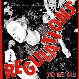 REGULATIONS - To be me LP