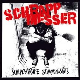 SCHRAPPMESSER - Schlachtrufe Stimmungshits LP