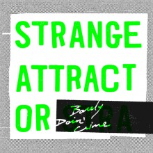 STRANGE ATTRACTOR - Barely doing crime 7""