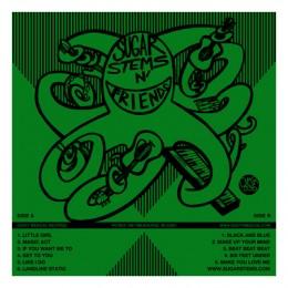 SUGAR STEMS - Sugar Stems 'N' Friends LP