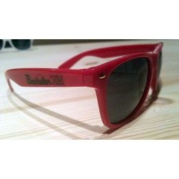 Bachelor Hipster Shades Red