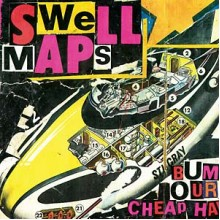 SWELL MAPS - Archive Recordings Volume 1: Wastrels and Whippersnappers LP