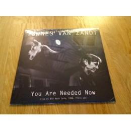 TOWNES VAN ZANDT - You are needed now LP