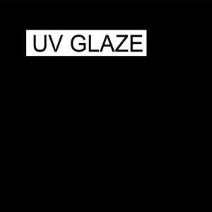 "UV GLAZE - s/t 7"""