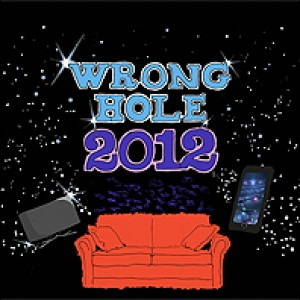 WRONG HOLE - 2012 LP