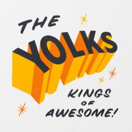 YOLKS, THE - Kings of Awesome LP