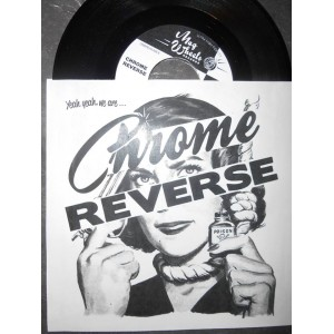 CHROME REVERSE - 4 song EP 7""