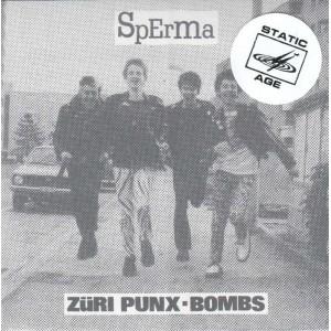 """SPERMA - Züri Punx 7"""""""