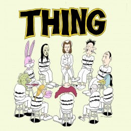 THING - s/t LP