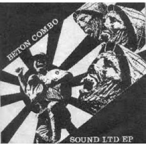 "BETONCOMBO - Sound LTD 7"""