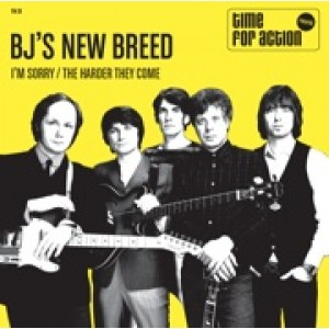 """BJ'S NEW BREED -I'm Sorry / The Harder They Come  7"""""""