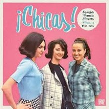 V/A - Chicas - Spanish Female Singers Vol.2 2LP