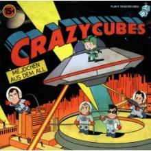 """CRAZY CUBES - Mejdchen aus dem All 7"""""""