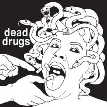 "DEAD DRUGS - Pillow Talk 7"" EP"