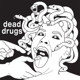 "DEAD DRUGS - Pillow Talk 7"" EP"