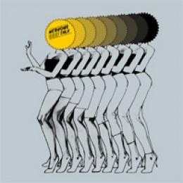 NERVOUS TALK - s/t LP
