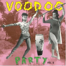 V/A - Voodoo Party Vol.2 LP