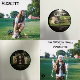 AUDACITY - The Mellow Cruisers Single 7""