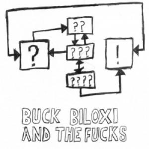 "BUCK BILOXI AND THE FUCKS - Obama is a Cyborg 7"""