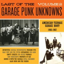 V/A - LAST OF THE GARAGE PUNK UNKNOWS Vol.2 LP