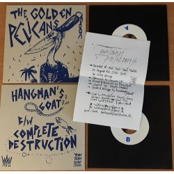 """GOLDEN PELICANS - Hangman's Goat 7"""""""