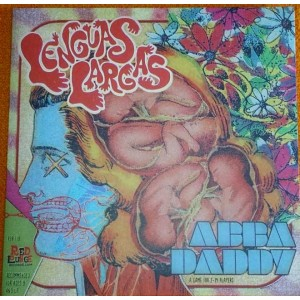 LENGUAS LARGAS - Abba Daddy LP